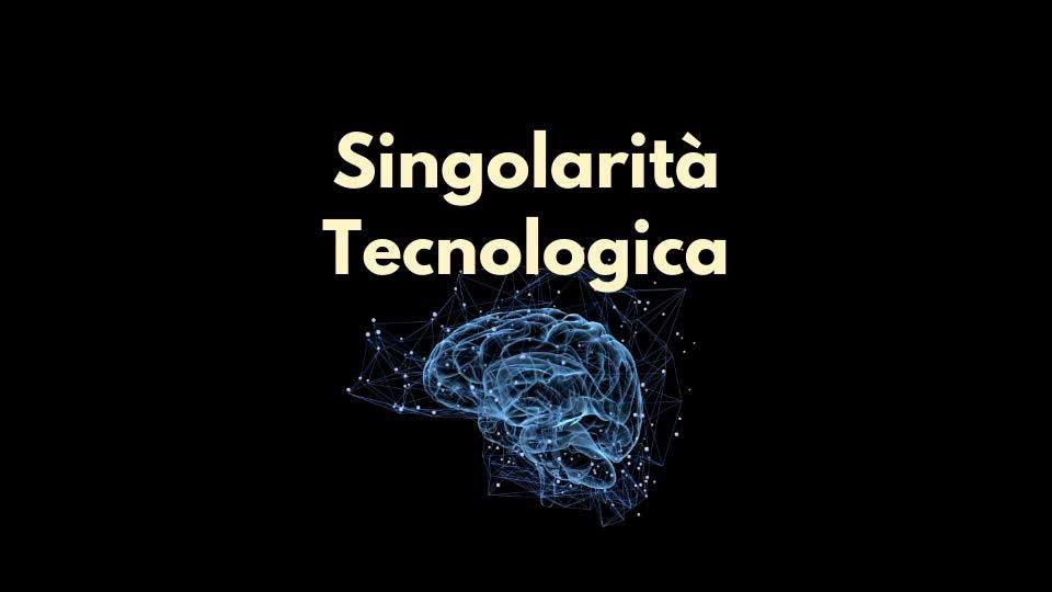 singolarità tecnologica legge nella società della semi-immortalità