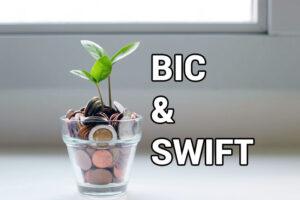codice bic e swift cosa sono