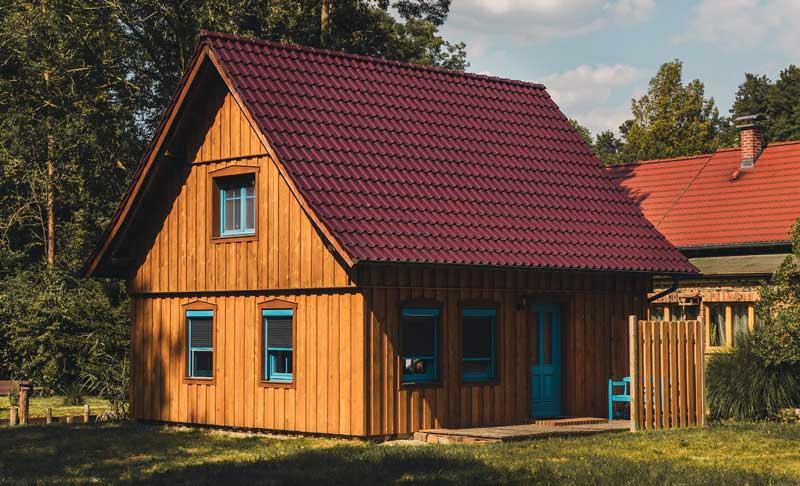 Esistono modi legali per costruire case in legno su terreni agricoli