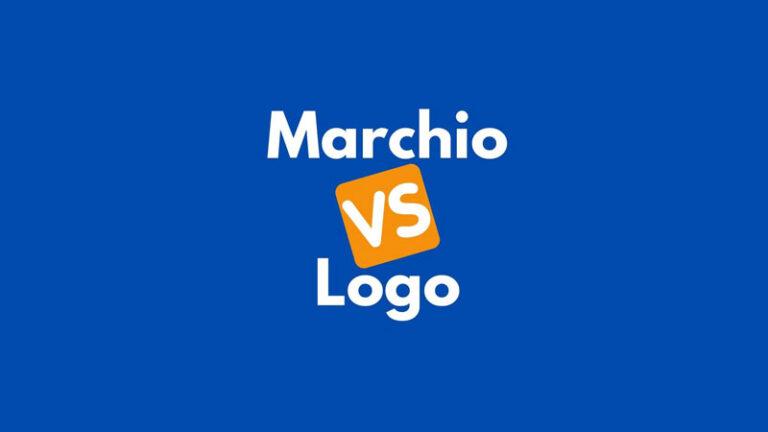 differenza tra marchio e logo
